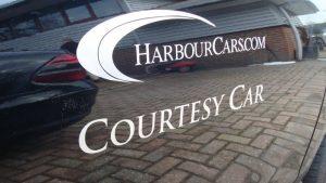 Car Signage