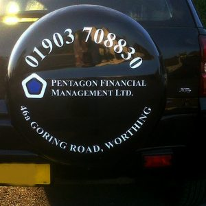 Tyre Cover