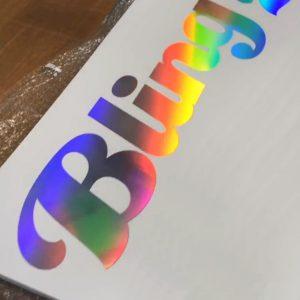 vinyl lettering 1
