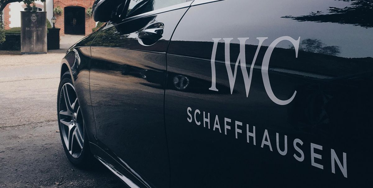IWC Van and Car Decals
