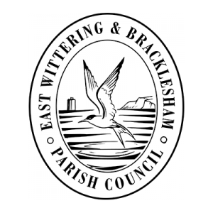 east wittering parish council logo