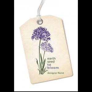 Earth Seed to Bloom logo