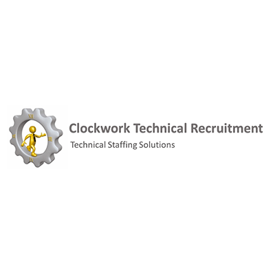 clockwork technical recruitment logo