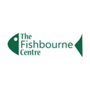 The fishbourne center logo