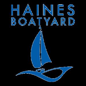 Haines Boatyard logo