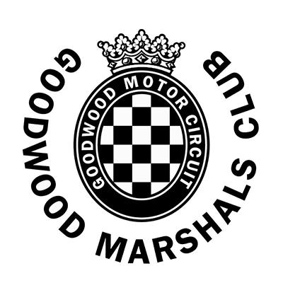 Goodwood marshalls club logo
