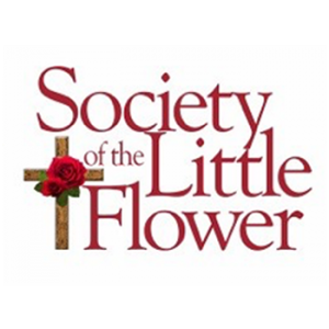 Society of the little flower logo