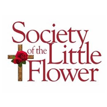 Society of the little flower logo