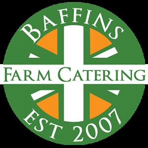 Baffins Farm Catering logo
