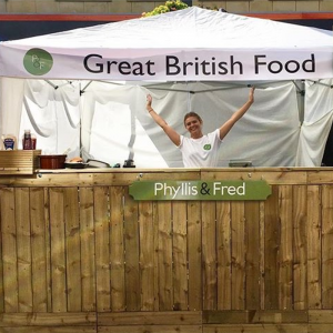Great British Food Gazebo Banner sq