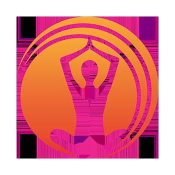 Road trip yoga logo