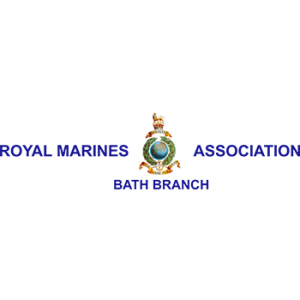 Royal Marines association bath branch logo