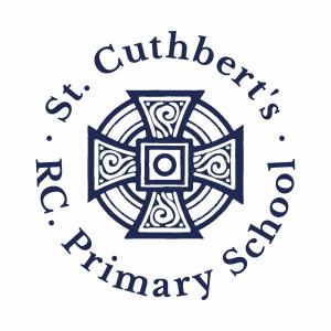 st Cuthberts primary school logo