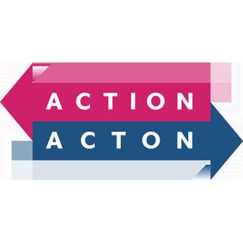action acton logo