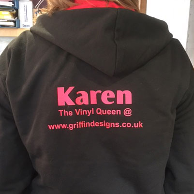 personalised workwear clothing chichester